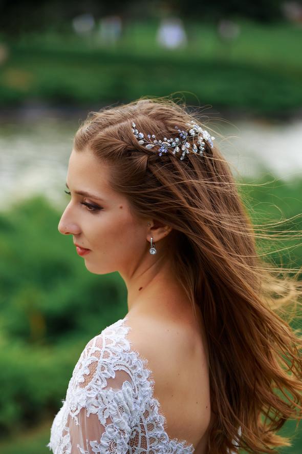 Свадебная прогулка Ильи и Марины - фото №26