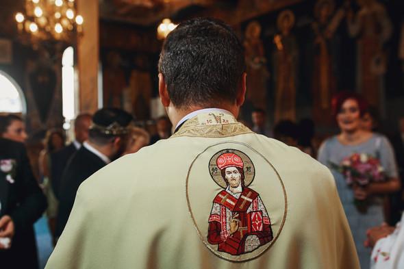 Свадебный день Себастьяна и Насти. Констанца, Румыния - фото №79