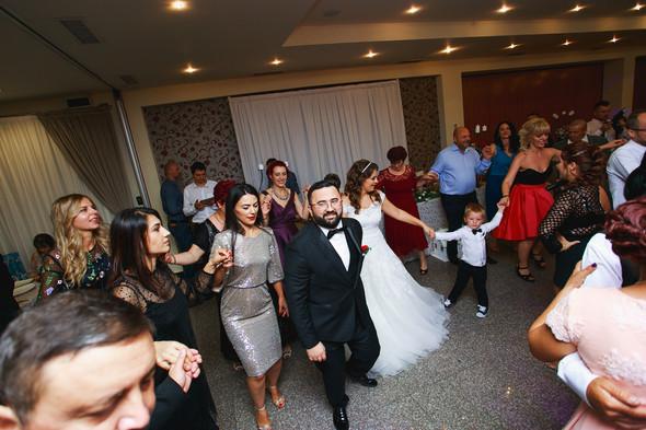 Свадебный день Себастьяна и Насти. Констанца, Румыния - фото №141