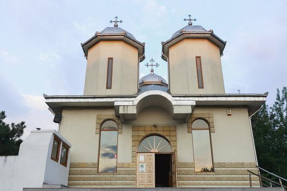 Свадебный день Себастьяна и Насти. Констанца, Румыния - фото №58