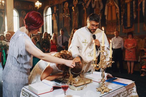 Свадебный день Себастьяна и Насти. Констанца, Румыния - фото №87