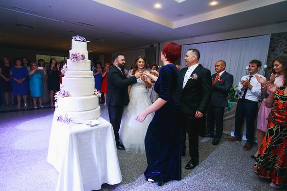 Свадебный день Себастьяна и Насти. Констанца, Румыния - фото №157