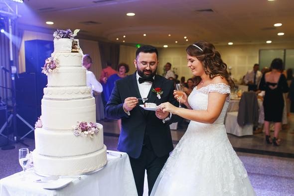 Свадебный день Себастьяна и Насти. Констанца, Румыния - фото №168
