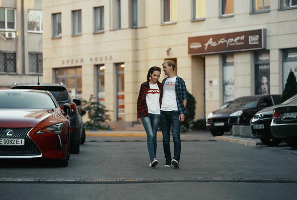 Прогулка Жени и Кати - фото №11