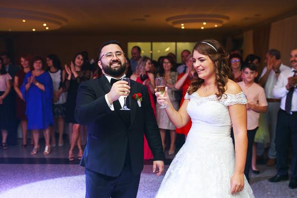 Свадебный день Себастьяна и Насти. Констанца, Румыния - фото №160