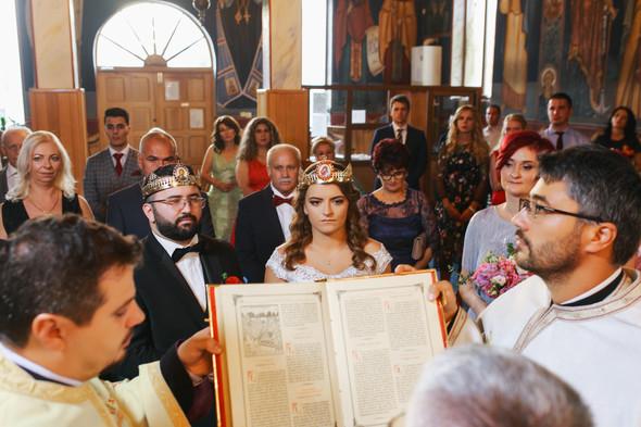Свадебный день Себастьяна и Насти. Констанца, Румыния - фото №76