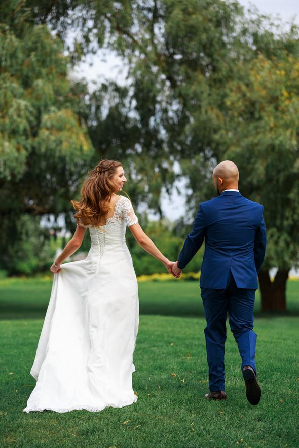Свадебная прогулка Ильи и Марины - фото №33