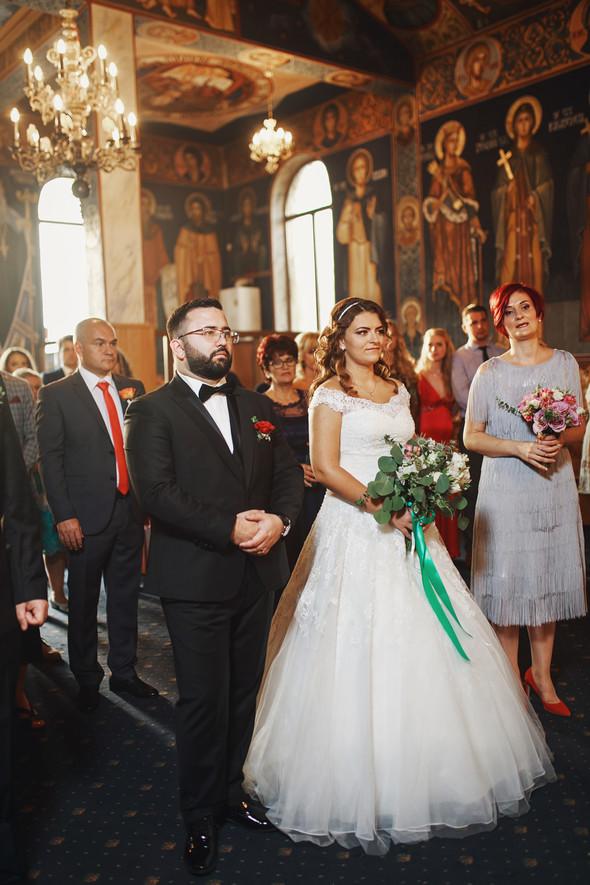 Свадебный день Себастьяна и Насти. Констанца, Румыния - фото №90