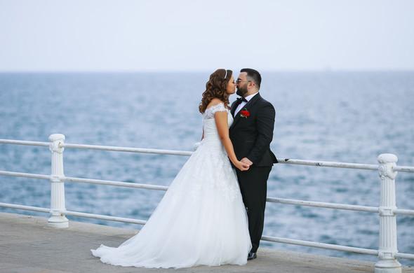 Свадебный день Себастьяна и Насти. Констанца, Румыния - фото №36