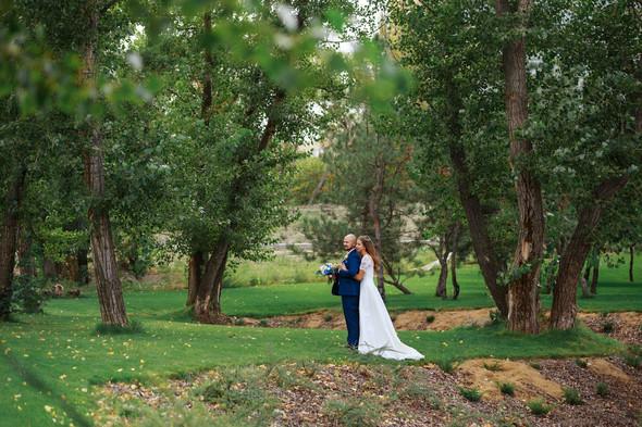 Свадебная прогулка Ильи и Марины - фото №42