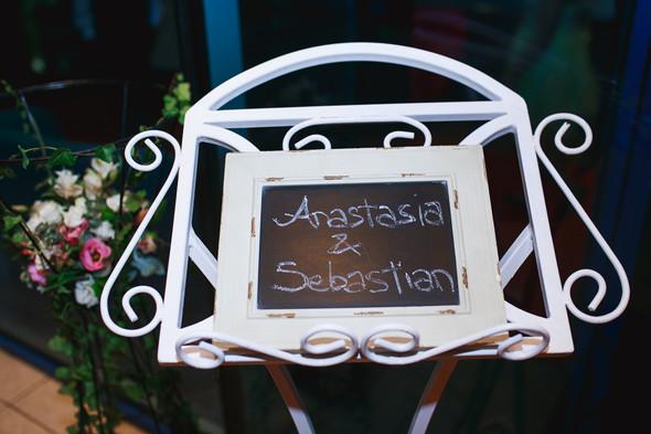 Свадебный день Себастьяна и Насти. Констанца, Румыния - фото №181