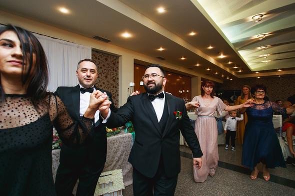 Свадебный день Себастьяна и Насти. Констанца, Румыния - фото №142