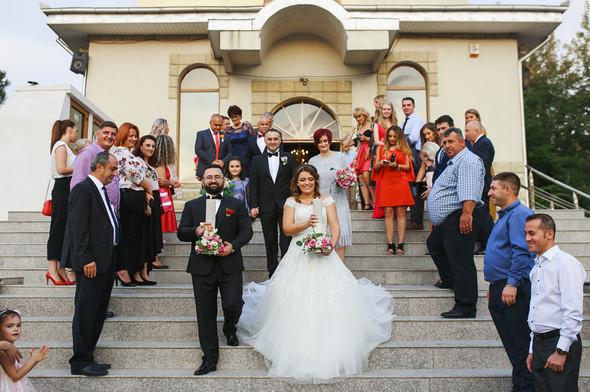 Свадебный день Себастьяна и Насти. Констанца, Румыния - фото №96
