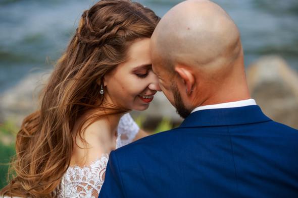 Свадебная прогулка Ильи и Марины - фото №14