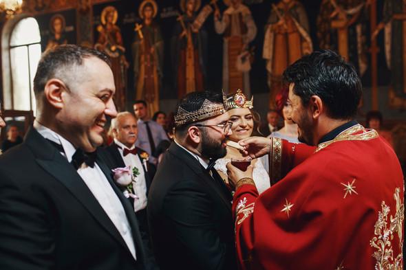 Свадебный день Себастьяна и Насти. Констанца, Румыния - фото №80
