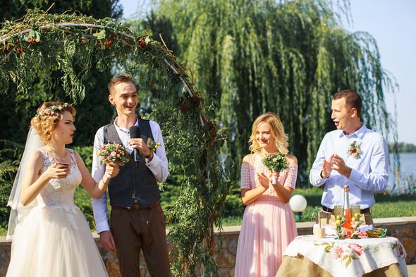 Свадебная серия Лёши и Иры. - фото №18