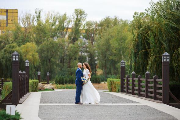 Свадебная прогулка Ильи и Марины - фото №29