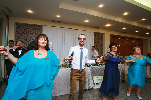 Свадебный день Себастьяна и Насти. Констанца, Румыния - фото №143