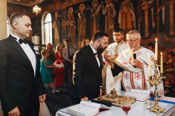 Свадебный день Себастьяна и Насти. Констанца, Румыния - фото №85