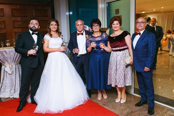 Свадебный день Себастьяна и Насти. Констанца, Румыния - фото №133