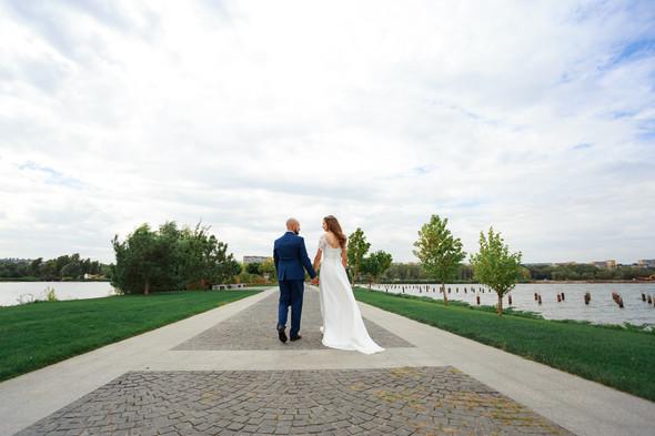 Свадебная прогулка Ильи и Марины - фото №22
