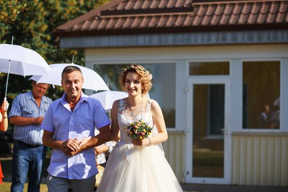 Свадебная серия Лёши и Иры. - фото №12