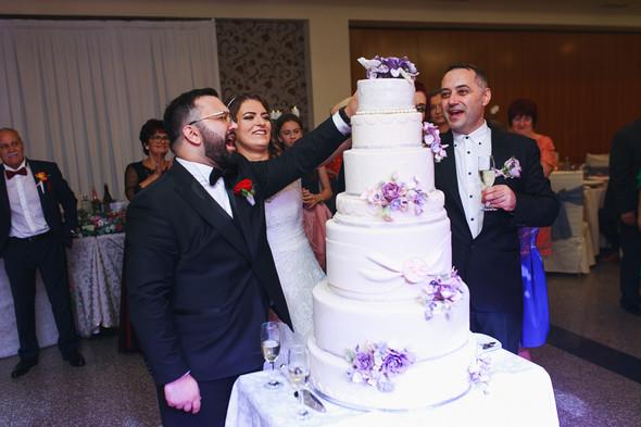Свадебный день Себастьяна и Насти. Констанца, Румыния - фото №164
