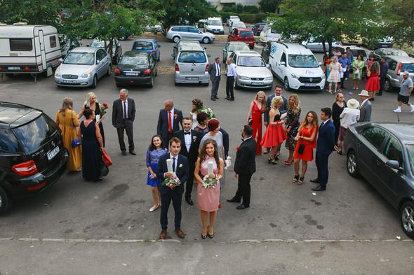 Свадебный день Себастьяна и Насти. Констанца, Румыния - фото №59