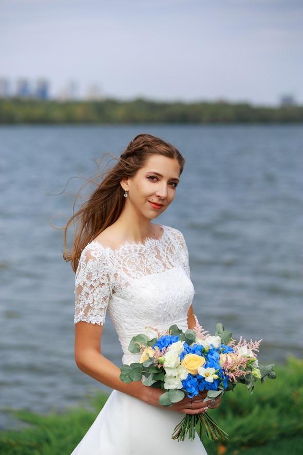 Свадебная прогулка Ильи и Марины - фото №19