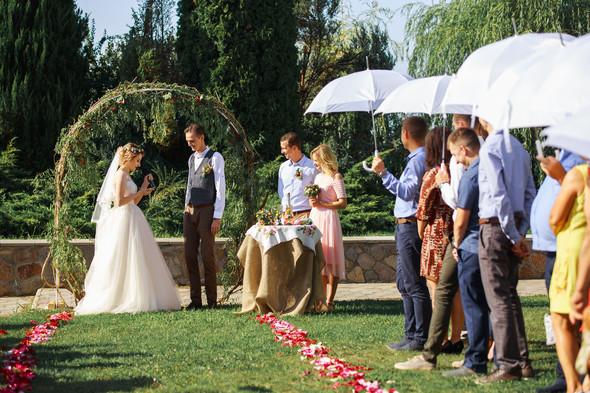Свадебная серия Лёши и Иры. - фото №22