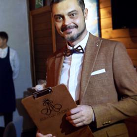 Андрей Аркатов - ведущий в Киеве - портфолио 1
