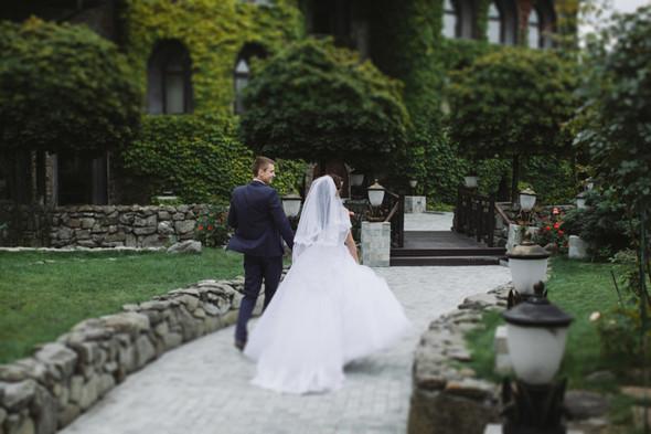 Свадьба в замке - фото №30