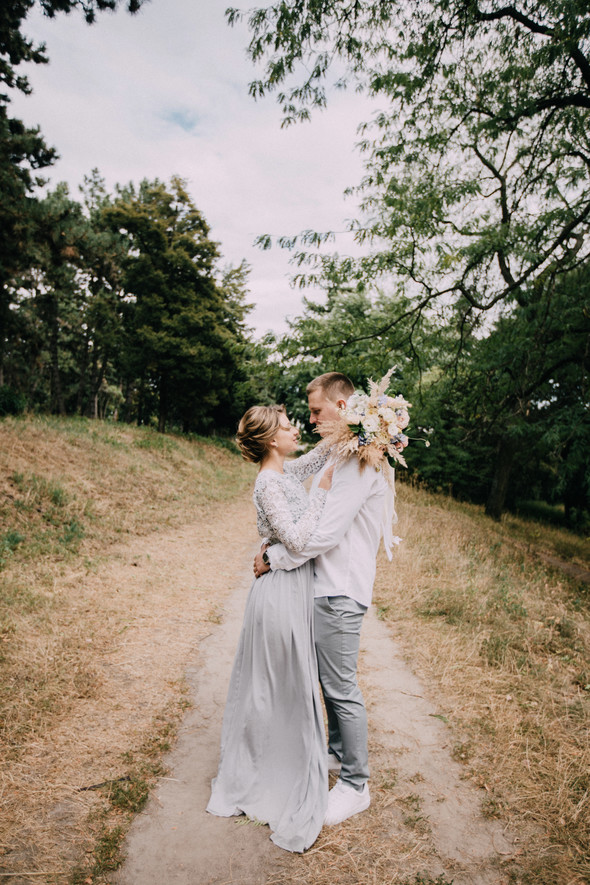 Женя и Саша - фото №10
