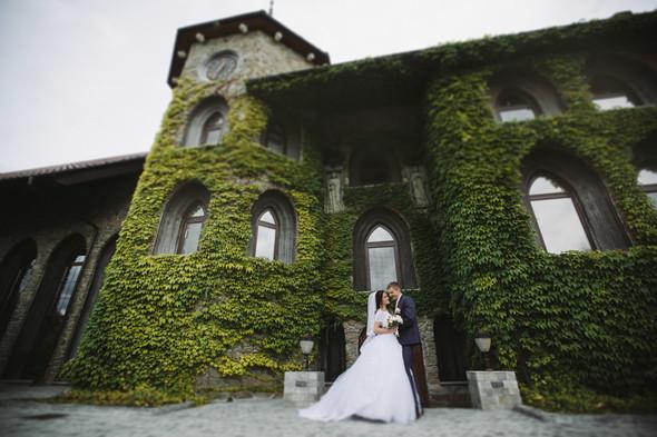 Свадьба в замке - фото №1