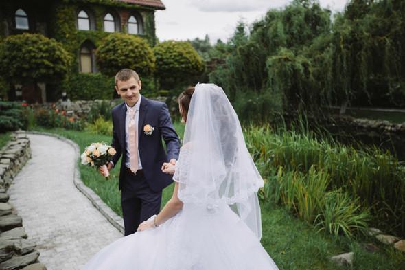 Свадьба в замке - фото №32