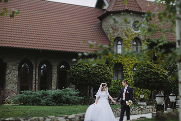 Свадьба в замке - фото №29