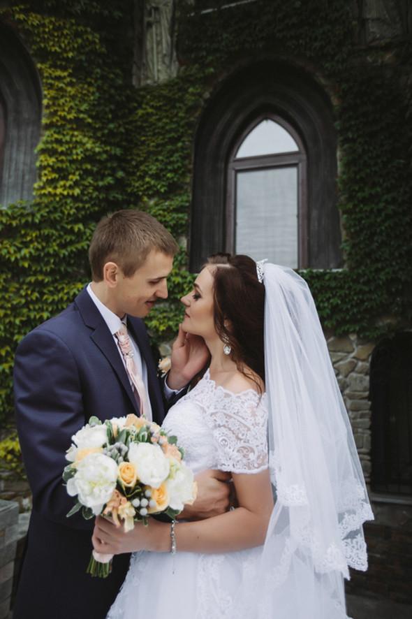 Свадьба в замке - фото №17