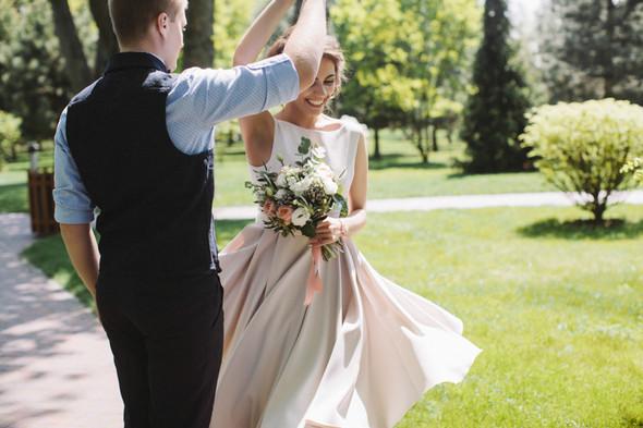 Свадьба Лилии и Славика - фото №11