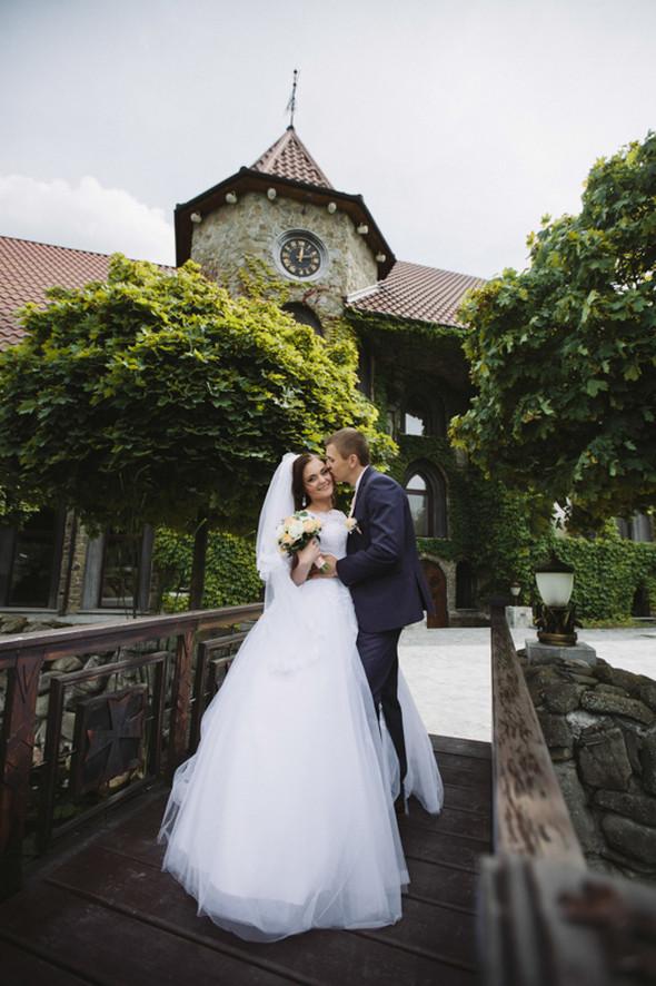 Свадьба в замке - фото №9