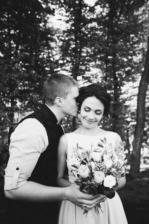 Свадьба Лилии и Славика - фото №17