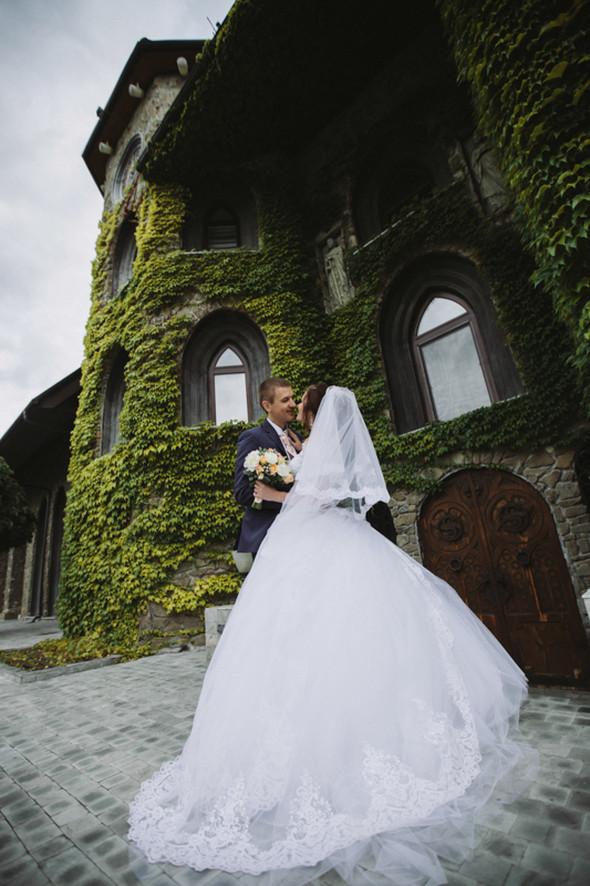 Свадьба в замке - фото №15