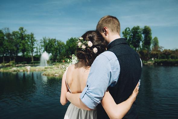 Свадьба Лилии и Славика - фото №3