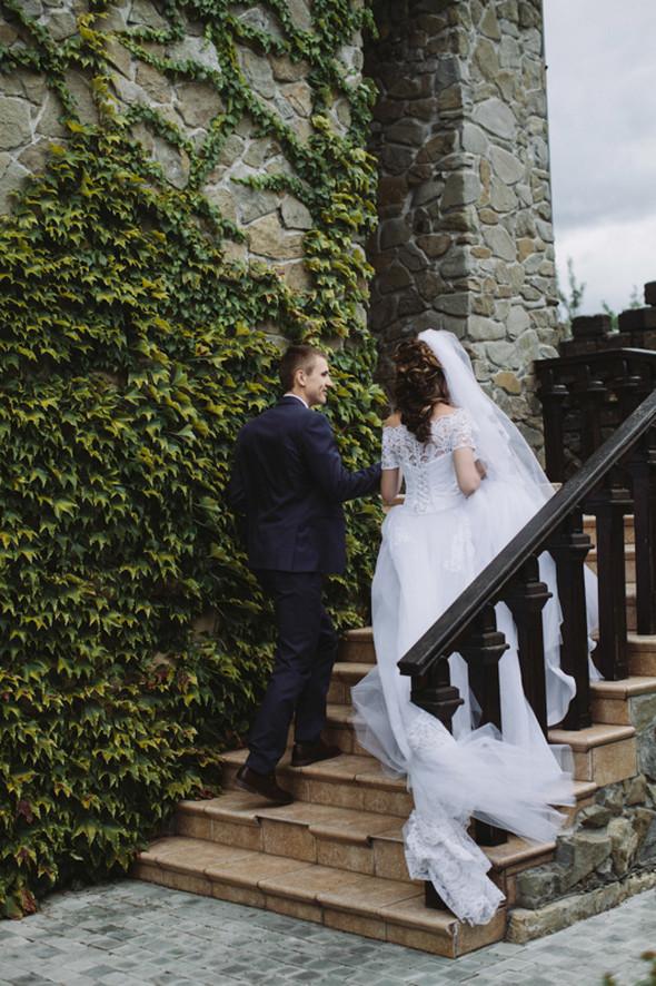 Свадьба в замке - фото №28