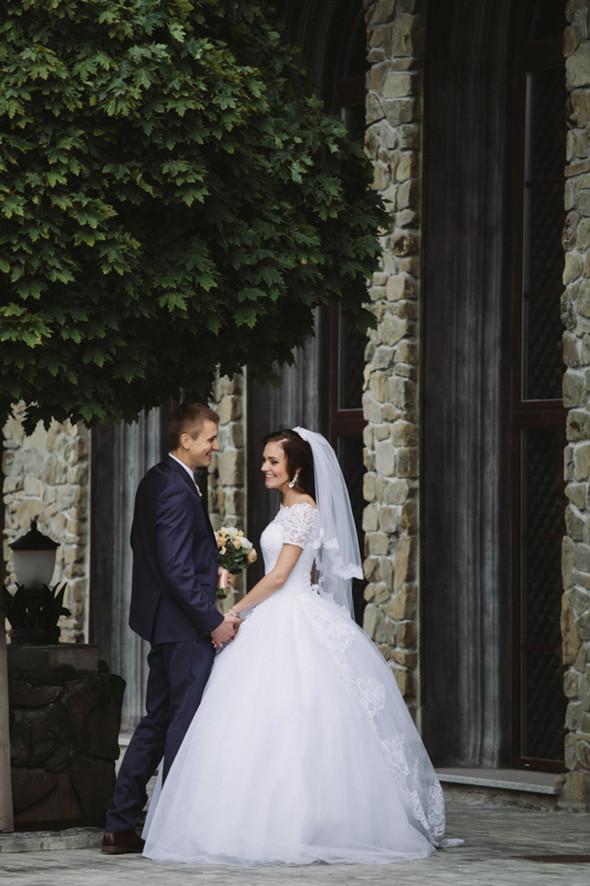 Свадьба в замке - фото №13