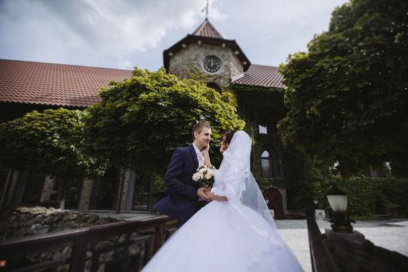 Свадьба в замке - фото №8