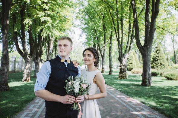 Свадьба Лилии и Славика - фото №5
