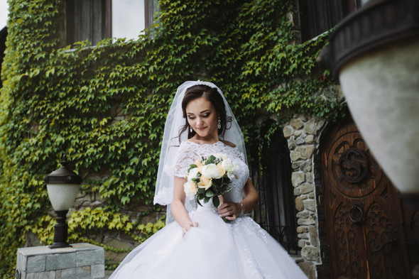 Свадьба в замке - фото №21