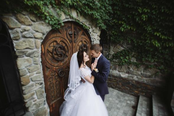 Свадьба в замке - фото №26