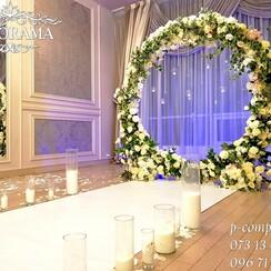 Panorama Event Studio (Panorama Wedding) - декоратор, флорист в Одессе - фото 3