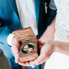 WoodBaoBab - свадебные аксессуары в Киеве - фото 1